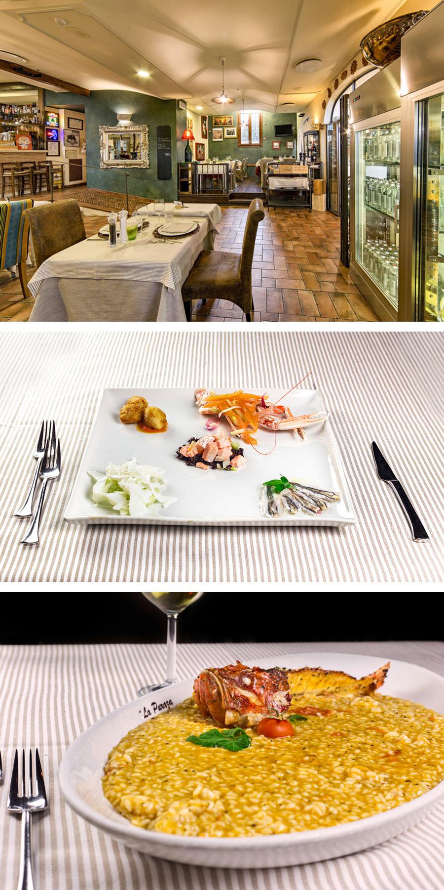 La Puraza, il ristorante di pesce a Rimini che stavi cercando